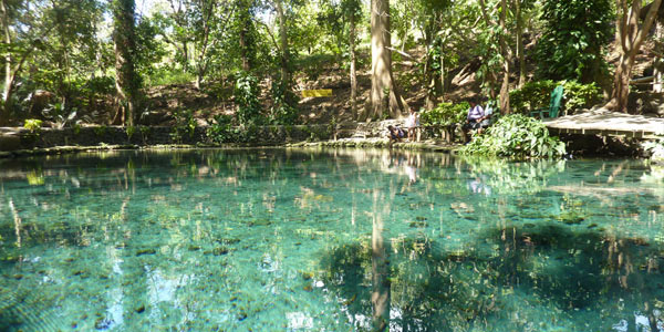 ometepe travel guide ojo de agua swimming pools near santo domingo