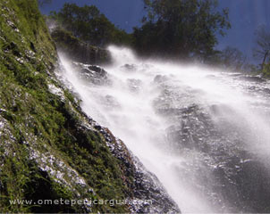Wasserfall in San Ramon